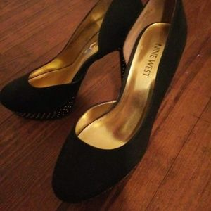Nine West Shoes - Sexy black stilettos